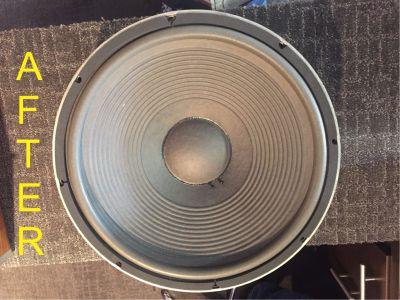 That Old Retro Store Speaker Repairs